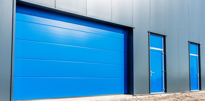 Commercial Garage Door Washington Dc Milestone Doors